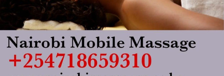 Nairobi Mobile Masseuses