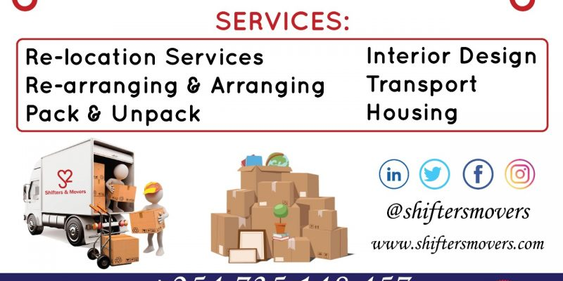 Shifters and Movers